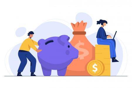 كيفية التسجيل وإيداع الأموال في ExpertOption