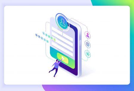 كيفية فتح حساب وتسجيل الدخول إلى ExpertOption