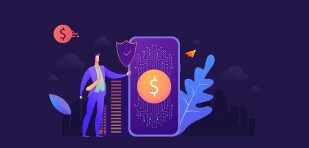 كيفية تسجيل الدخول وإيداع الأموال في ExpertOption